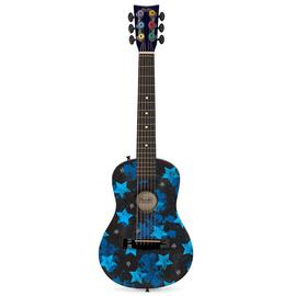 First Act 30Inch Guitar - Blue Stars