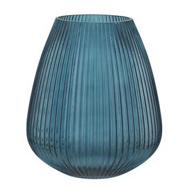 Argos Home Dutch Glam Ribbed Vase