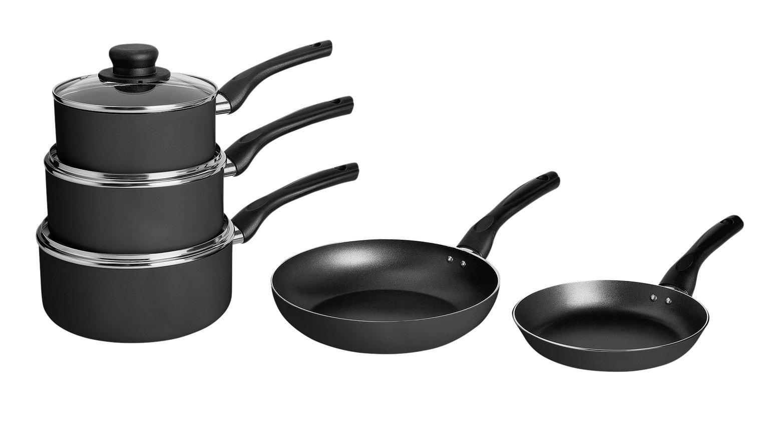 Argos Home Essentials 60 Piece Stoneware Dinner Starter Set