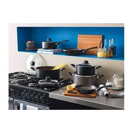 Argos Home 28cm Non-Stick Aluminium Stock Pot
