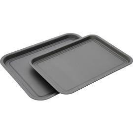 Argos Home 2 Piece Teflon Non-Stick Oven Tray Set