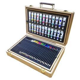 YXSH Portable Art Chest - 126 Pieces