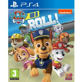 Paw Patrol: On A Roll PS4 Game