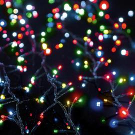 Premier Decorations 1500 Multi Action TreeBrights with Timer