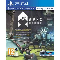 Apex Construct PS4 VR Game