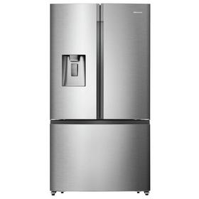 Hisense RF702N4IS1 American Fridge Freezer - Stainless Steel