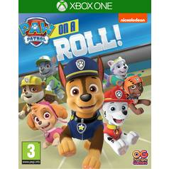 Paw Patrol: On A Roll Xbox One Game