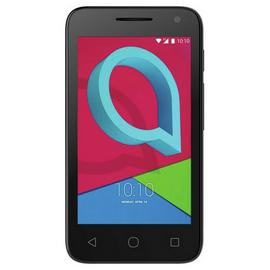 EE Alcatel U3 Mobile Phone - Black