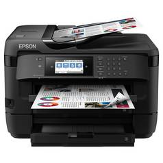 Epson WorkForce WF-7720 All-in-One Wireless Printer
