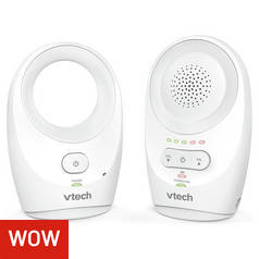 VTech DM1111 Safe & Sound Digital Audio Baby Monitor
