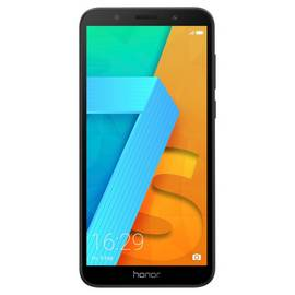 Sim Free HONOR 7S Mobile Phone - Black