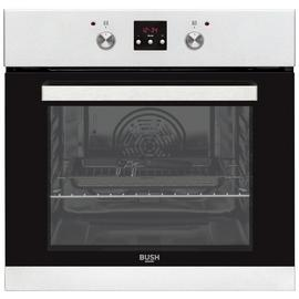 Bush BIBMOS Built In Single Electric Oven - Stainless Steel