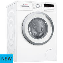 Bosch WAN28108GB 8KG 1400 Washing Machine - White