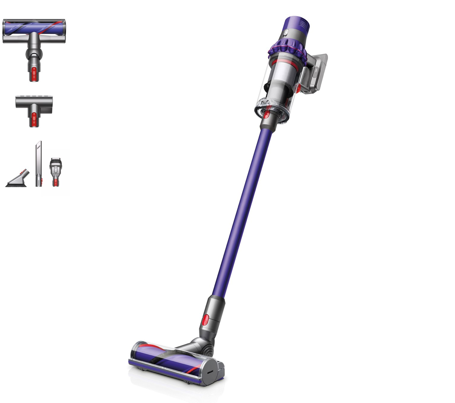 Image of: Handstick Dyson Cyclone V10 Animal Cordless Vacuum Cleaner Argos Results For Dyson V6 Animal Cordless