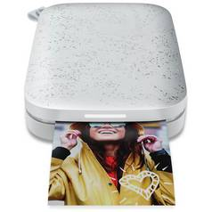 HP Sprocket 200 Photo Printer - White