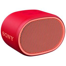 Sony SRS - XB01 Compact Wireless Speaker - Red