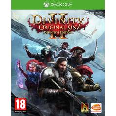 Divinity Original Sin 2 Xbox One Game