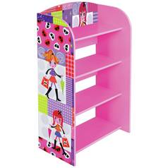 Liberty House Fashion Girl Bookcase