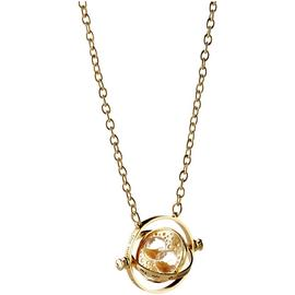 Harry Potter Gold Colour Spinning Time Turner Pendant