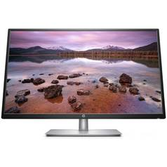 HP 32s 31.5 Inch FHD IPS Monitor - Black/Silver