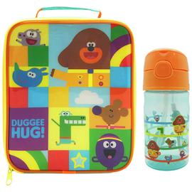 Hey Duggee Lunch Bag & Bottle Set