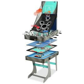 Hy-Pro 8 in 1 Folding Multi Games Table