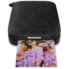 HP Sprocket 200 Photo Printer - Black