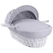 Cuggl Wicker Moses Basket