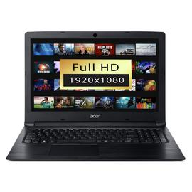 Acer Aspire 3 15.6 Inch Ryzen 3 4GB 1TB FHD Laptop - Black