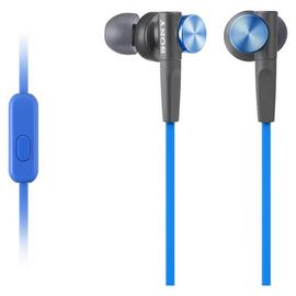 Sony MDRXB50 In-Ear Headphones - Blue