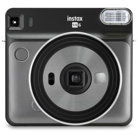 instax SQ 6 Instant Camera - Graphite Grey
