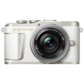 Olympus Pen E-PL9 Mirrorless Camera With 14-42mm Lens