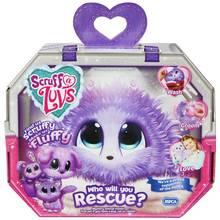 Scruff a Luvs Purple Mystery Rescue Pet Soft Toy
