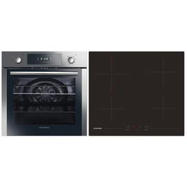 Hoover HPKCER60X/E Electric Oven and Hob Pack