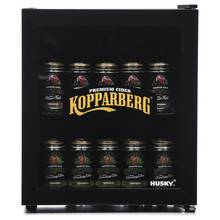 Husky Kopparberg 46 Litre Drinks Cooler - Black