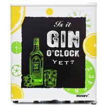 Husky Gin 43 Litre Mini Fridge - White