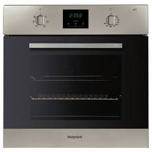 Hotpoint AOY54CIX Built In Single Electric Oven - Silver