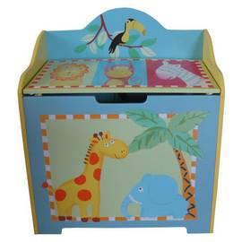 Liberty House Safari Toy Box