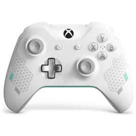 Xbox Sports Tech Wireless Controller - White