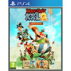 Asterix Obelix XXL2 Limited Edition PS4 Game