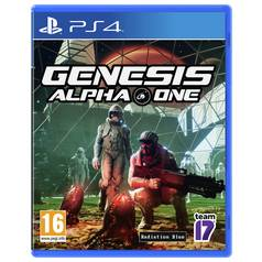 Genesis Alpha One PS4 Game