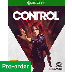 Control Xbox One Pre-Order Game
