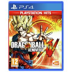 Dragon Ball Xenoverse Playstation Hits PS4 Game