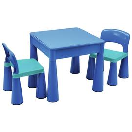 Liberty House Blue Activity Table & Chairs Set