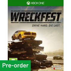 Wreckfest Xbox One Pre Order Game