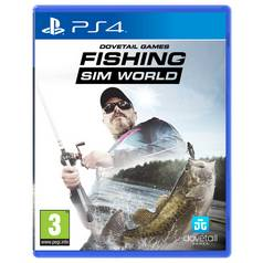 Fishing Sim World PS4 Pre-Order Game