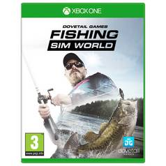 Fishing Sim World Xbox One Game