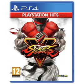 Street Fighter V Playstation Hits PS4 Game