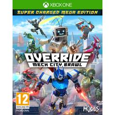 Override Super Charged Mega Edition Xbox One Pre-Order Game
