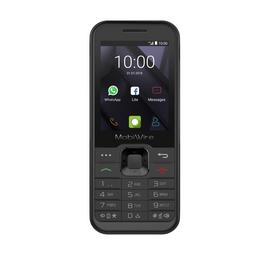 EE Mobiwire Nokosi Mobile Phone - Black